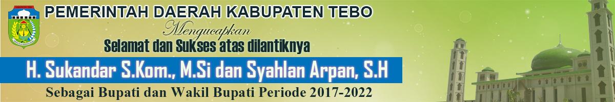 Bupati periode 2017-2022